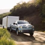 Toyota Tundra Towing Trailer