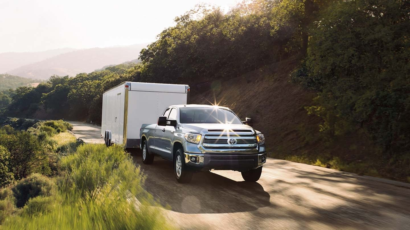 2019 Toyota Tundra Towing Capacity Tow Package Findlay Toyota