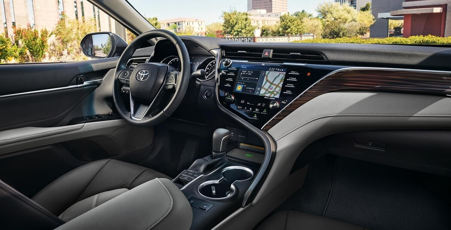 2018 Toyota Camry Heated Seats