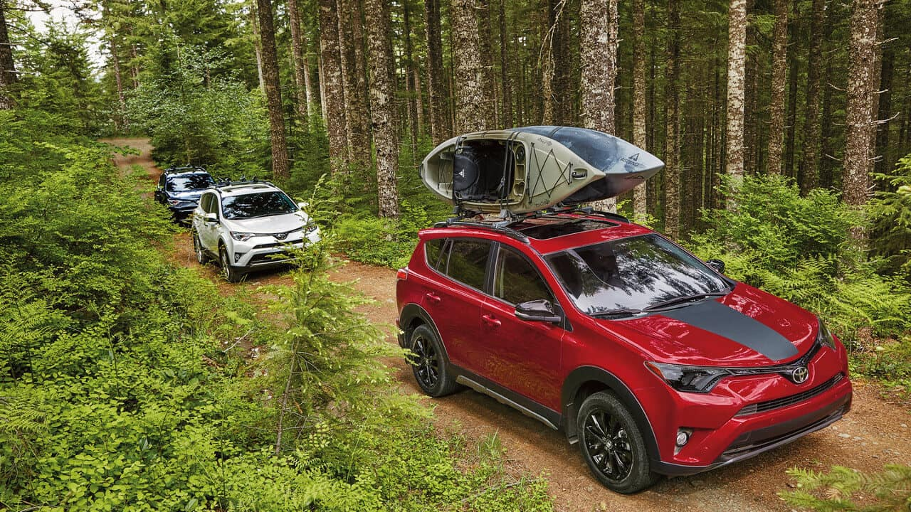Toyota Crossover Suv Models Specs And Prices Findlay Toyota