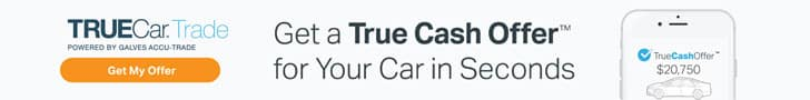 True Cash Offer Slider