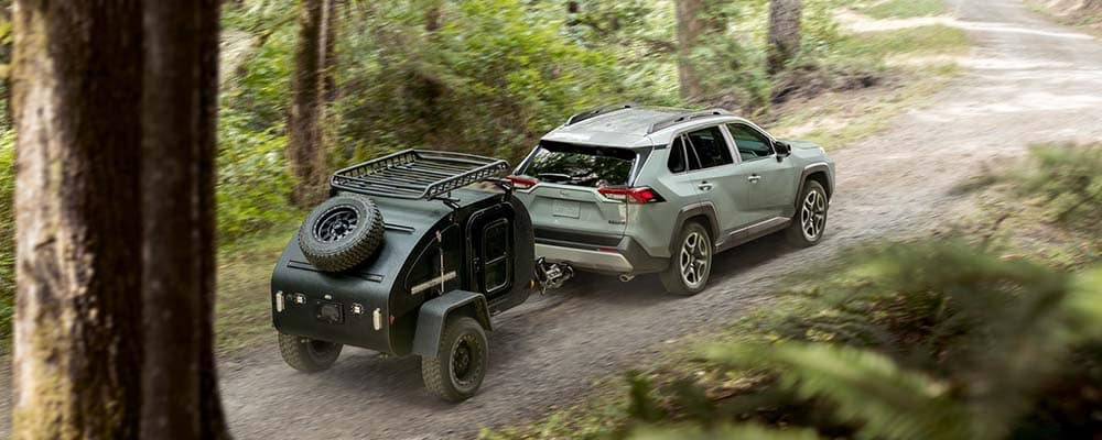 2019 Rav4 Towing