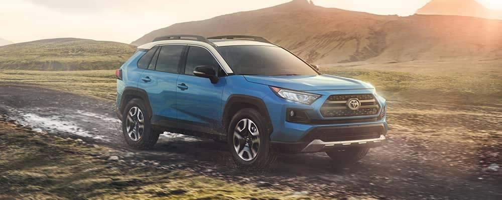 2019 Toyota RAV4 AWD
