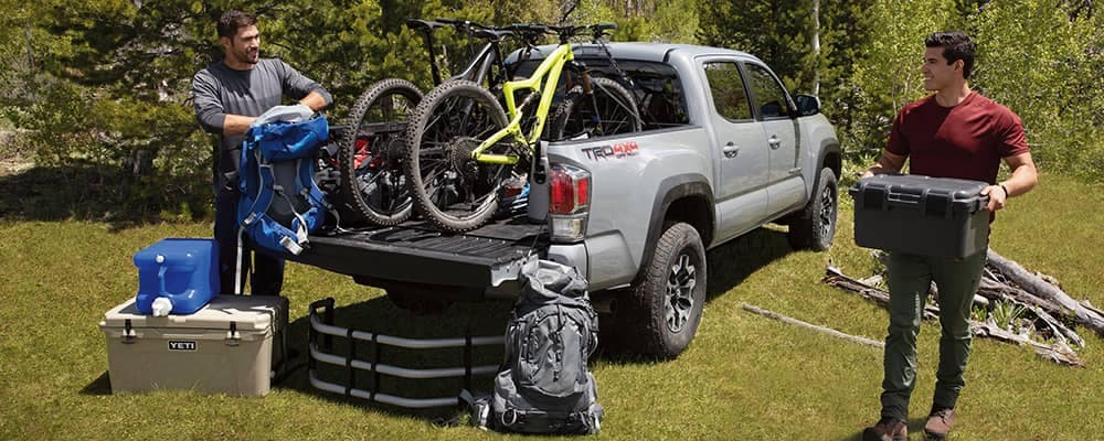 2020 Toyota Tacoma Parts