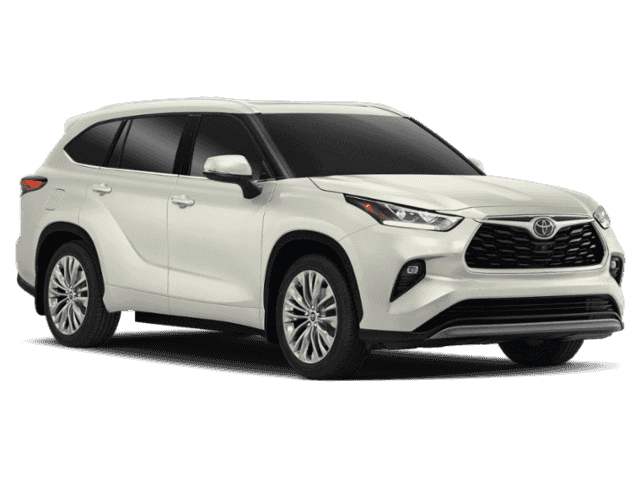 Brand New 2020 Toyota <h2><strong>Highlander</strong></h2>