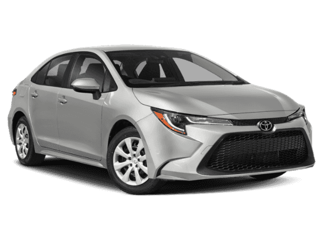 Brand New 2021 Toyota <h2><strong>Corolla </strong></h2>
