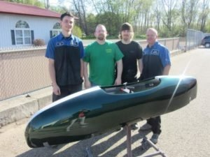 Old Trail School Soap Box Derby Car
