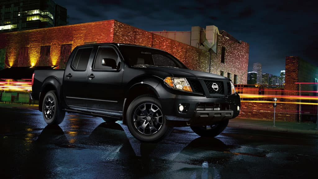 2018 Nissan Frontier and Titan Midnight Editions Unveiled!