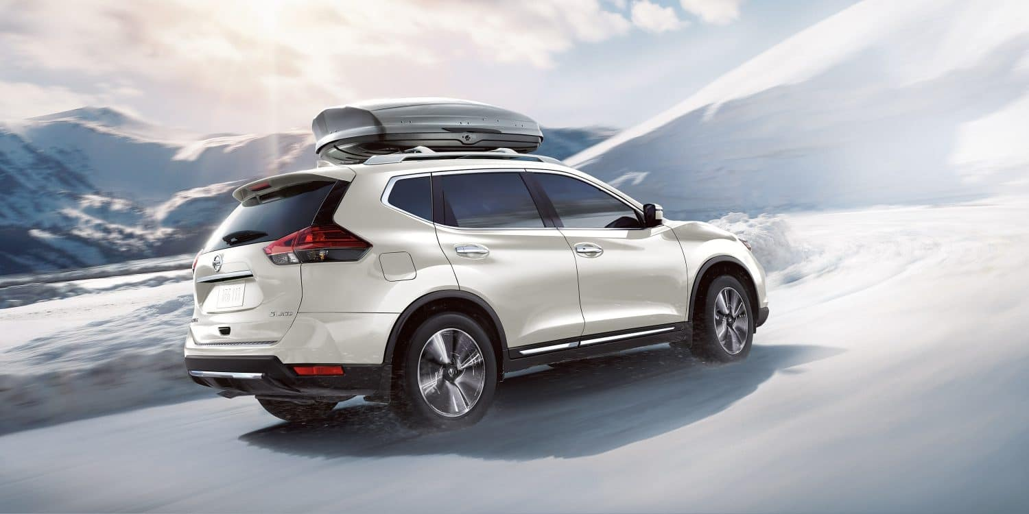 Explore the 2019 Nissan Rogue at Fred Martin Nissan
