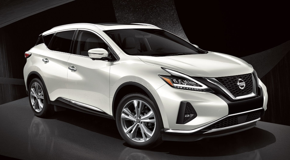 The all new 2019 Nissan Murano