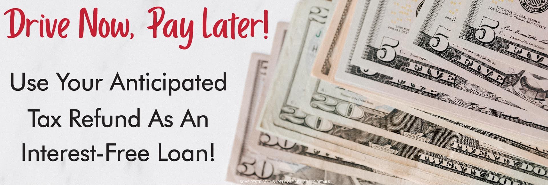 FMN_Tax Return Loan_Website Banner