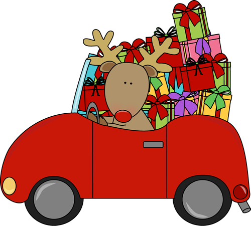 Image result for holiday gift clip art