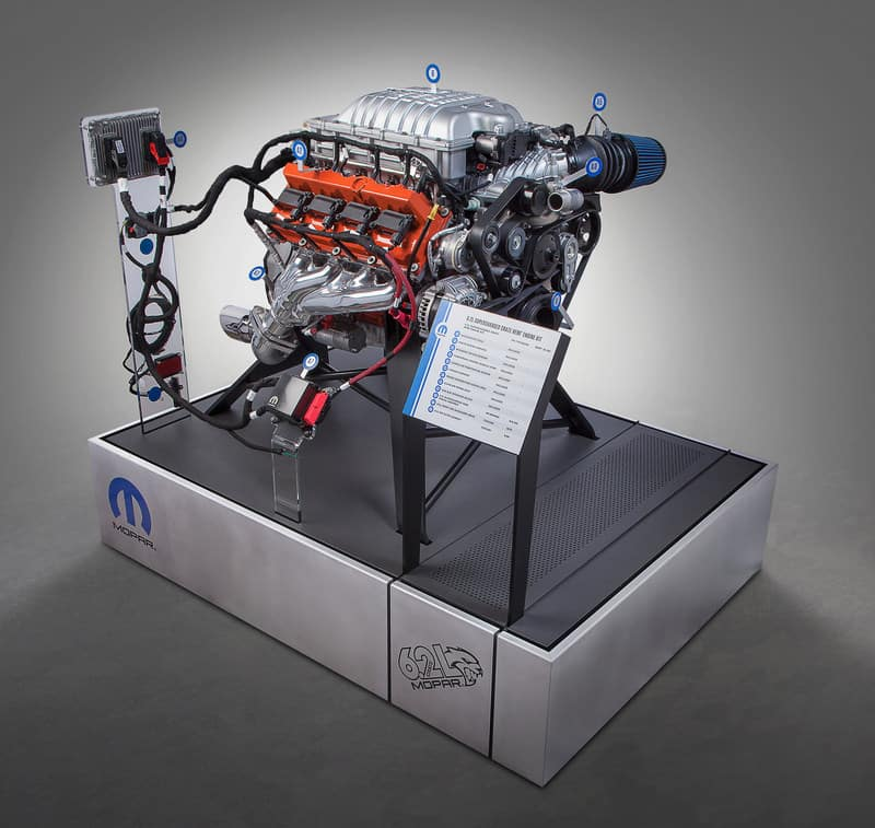 New Hellcrate Engine Package from MOPAR | Fred Martin Superstore