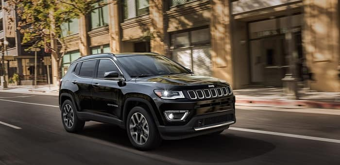 2018 Jeep Compass n Barberton, OH
