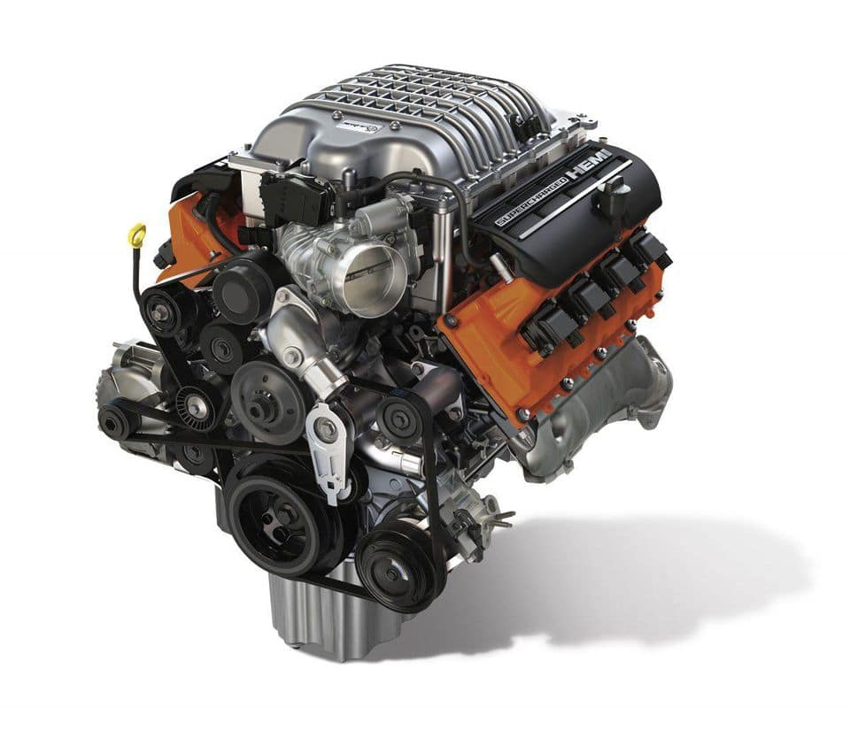 "The Mopar brand is unleashing a new Mopar 6.2-liter supercharged Crate HEMI®  Engine Kit — nicknamed the ""Hellcrate"" — that injects 707 horsepower and  650 ..."