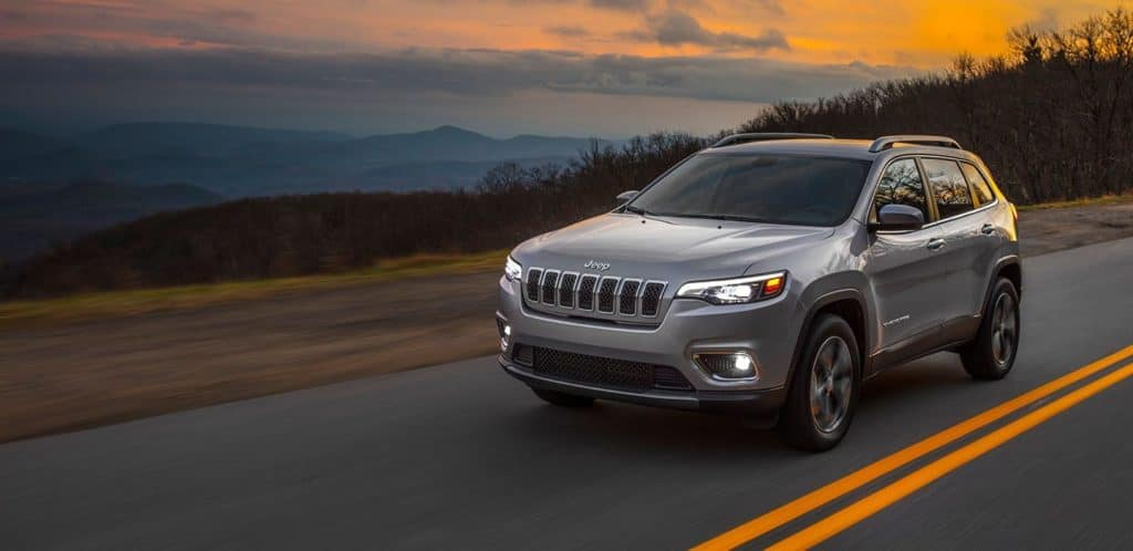 2018 Jeep Cherokee Tops American Made Index!