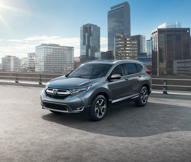 2017 Honda CR-V Exterior City