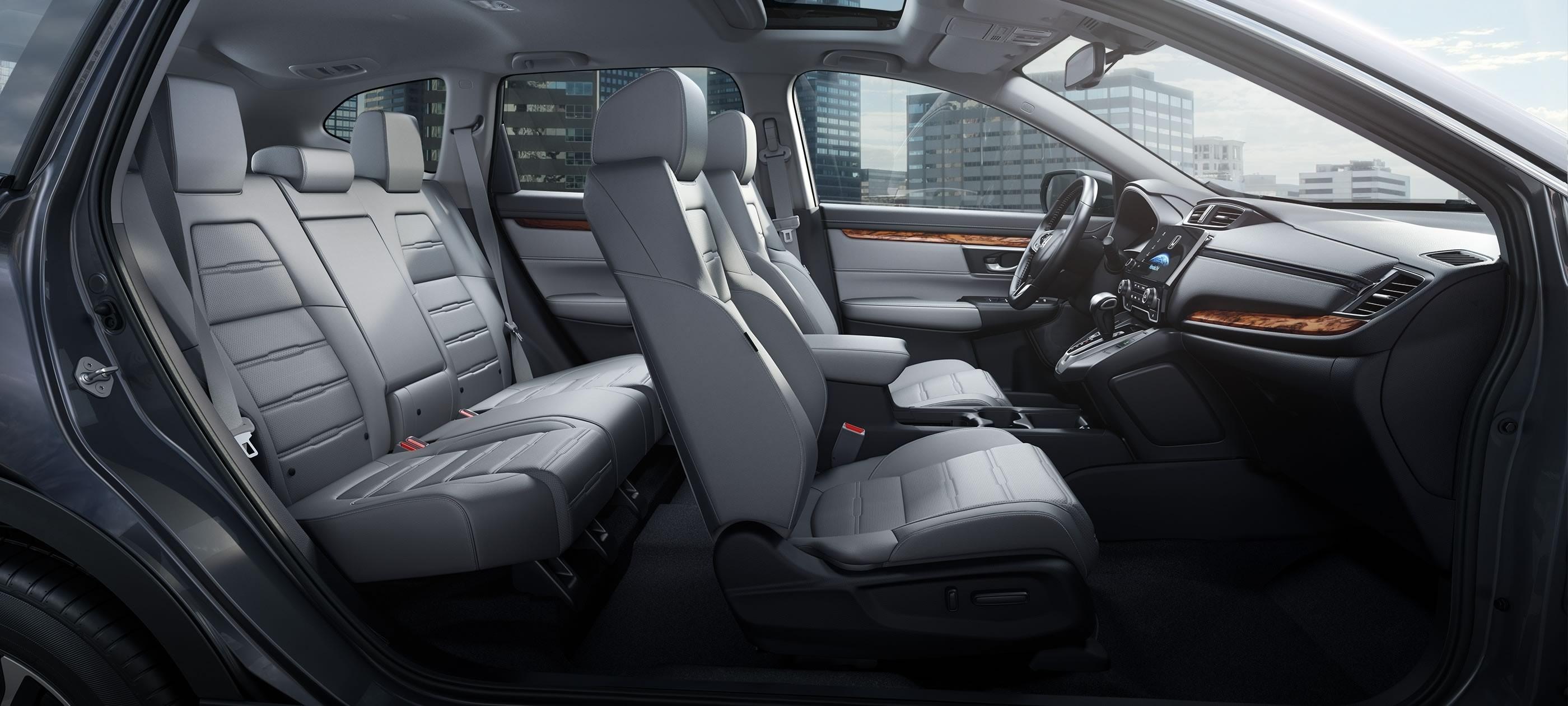 2017 Honda CR-V EX-L Seating Interior