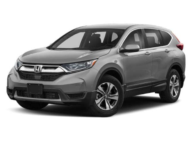 2019 Honda CR-V 2.4L LX AWD