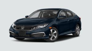 2019 Civic LX Sedan