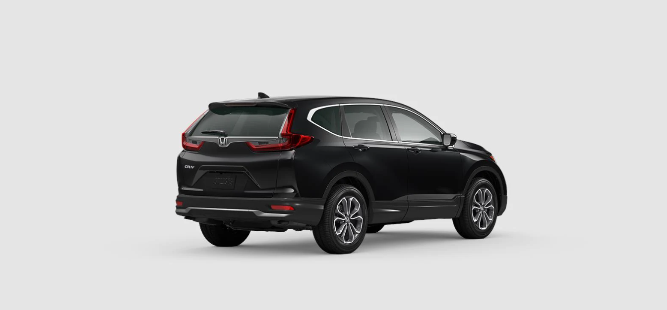 2020 Honda CR-V EX Rear Black Exterior