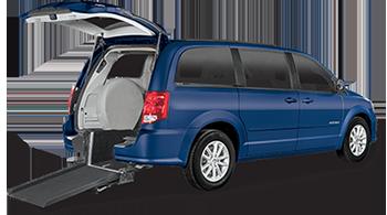 Dodge Grand Caravan Kneelvan
