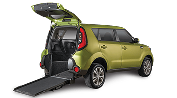 Kia Soul Wheelchair Accessible Car