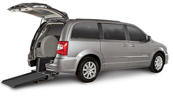Chrysler Town & Country Wheelchair Van