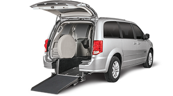 Dodge Grand Caravan Wheelchair Accessible Van