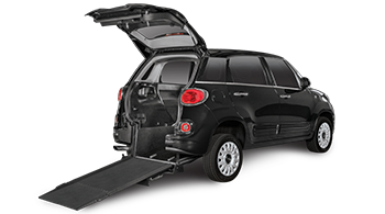 Fiat 500L Wheelchair Accessible Car