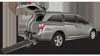 Honda Odyssey Wheelchair Van