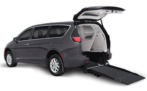 Wheelchair Van Accessible Vehicle Conversions Freedom