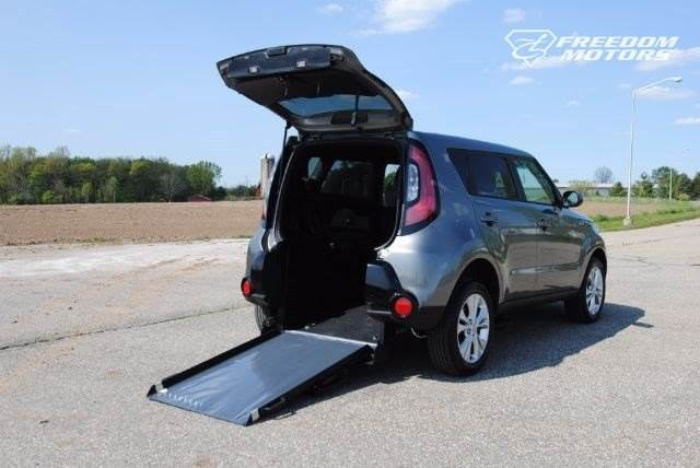 wheelchair-accessible kia soul info | freedom motors usa