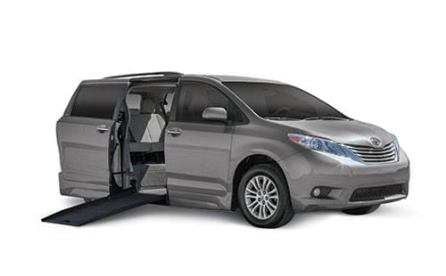 Side-Entry Toyota Sienna