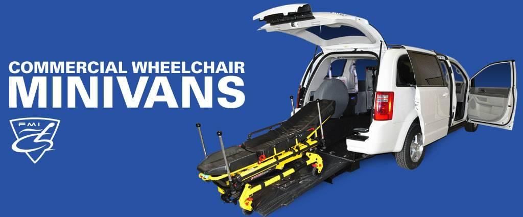 Commercial Wheelchair Minivans