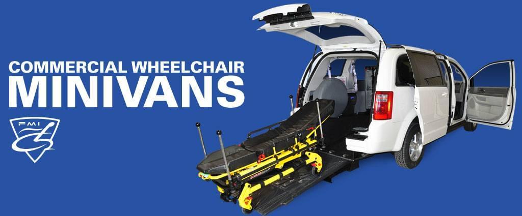 Commercial Wheelchair Minivans