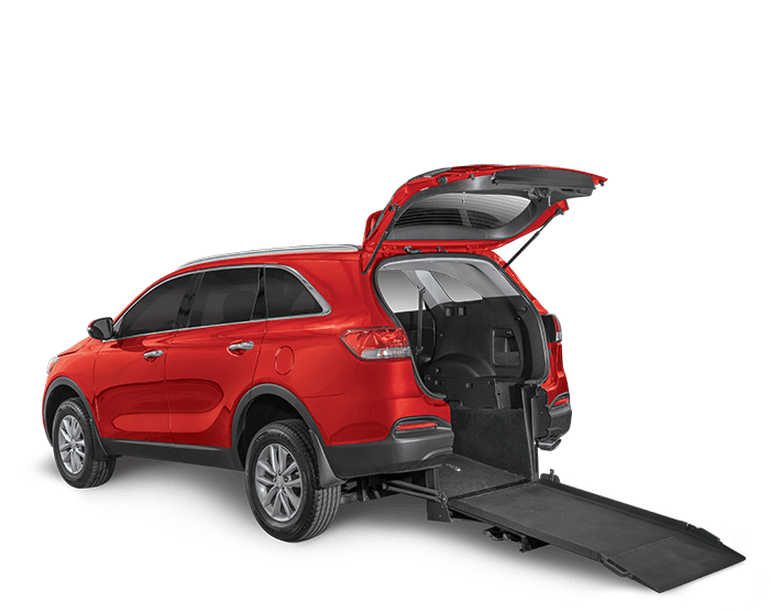 Wheelchair Accessible Kia Sorento