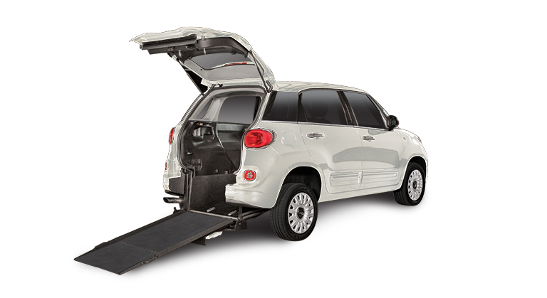 Wheelchair Accessible Fiat 500l Info Freedom Motors Usa