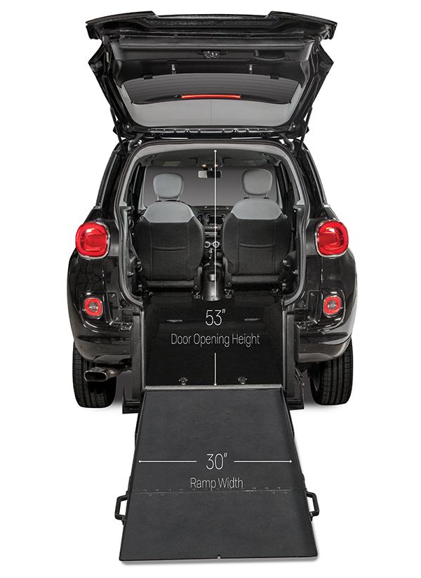 Fiat 500L Specs