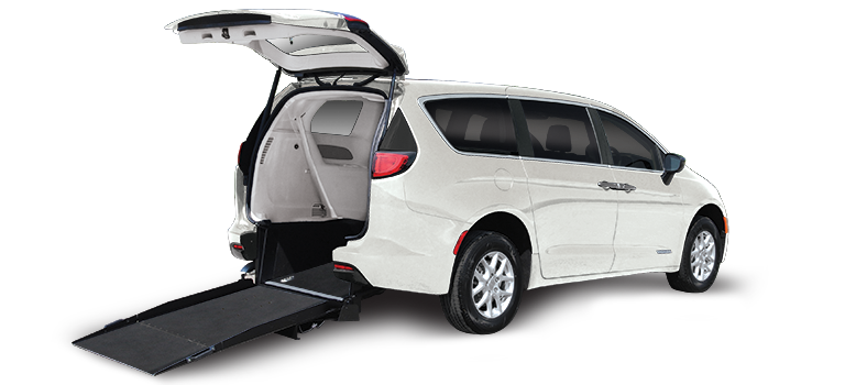 Wheelchair-Accessible Chrysler Pacifica