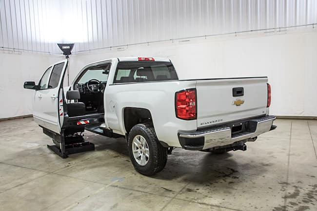 Chevrolet Silverado Wheelchair Accessible Truck
