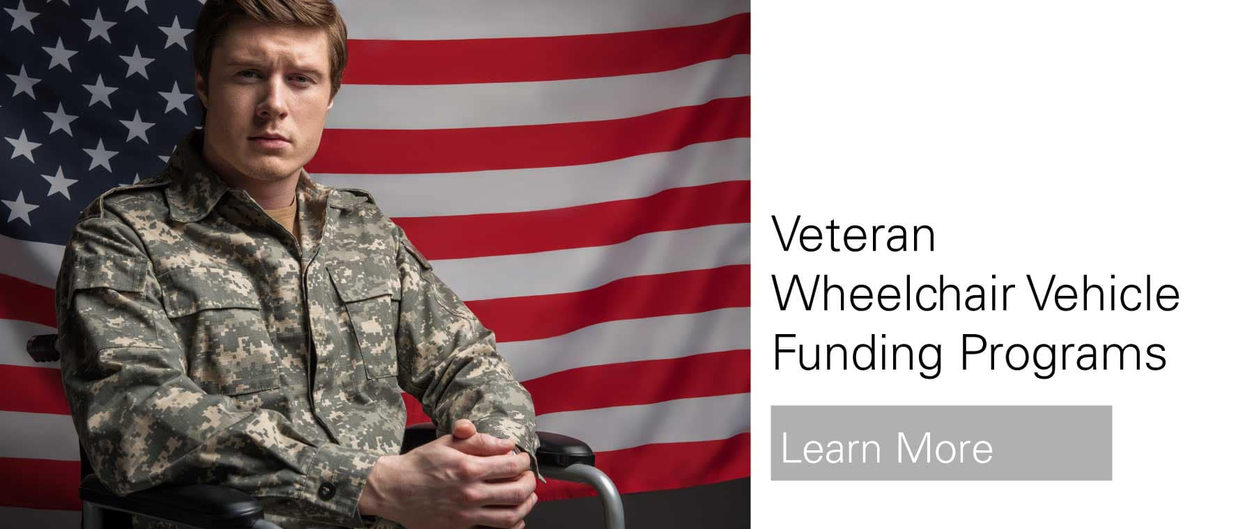 Veterans Wheelchair Vehicle Funding
