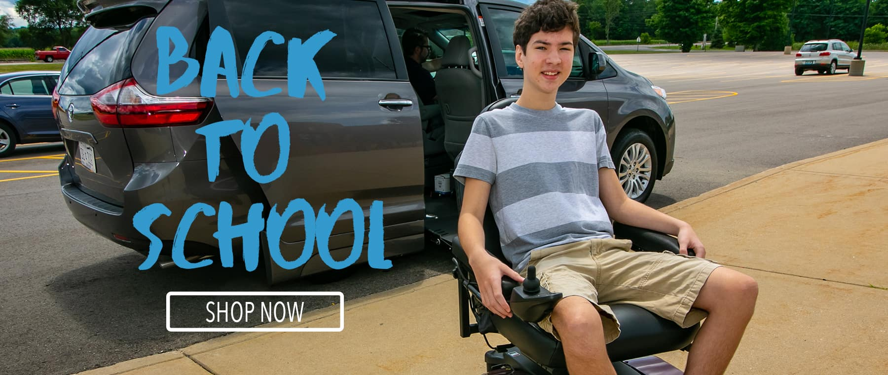 Back to School with a Wheelchair Accessible Van from Freedom Motors USA