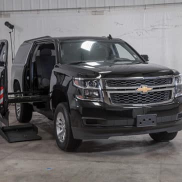 Chevrolet Accessible Vehicle