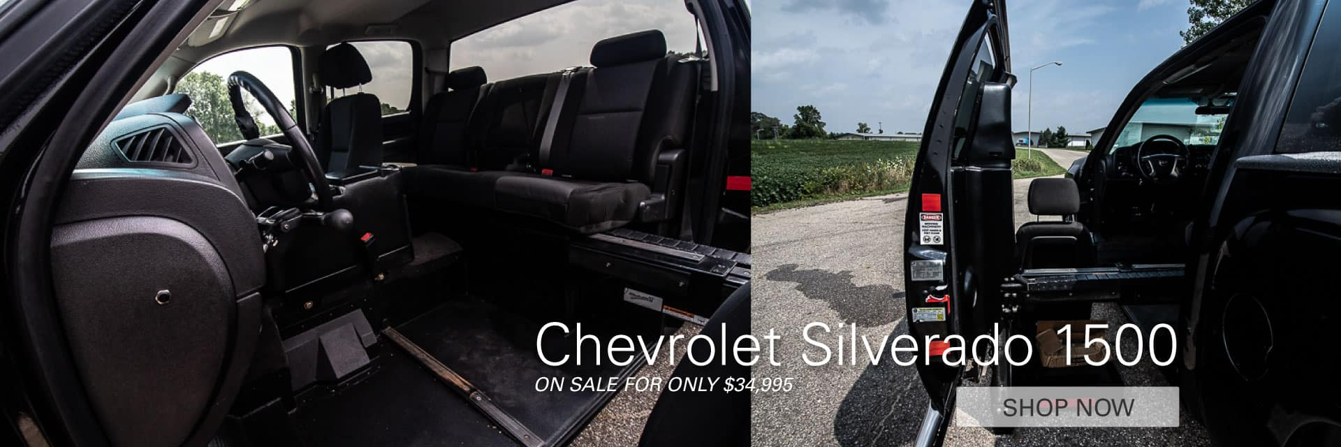 Chevy Silverado On Sale For Only $34,995