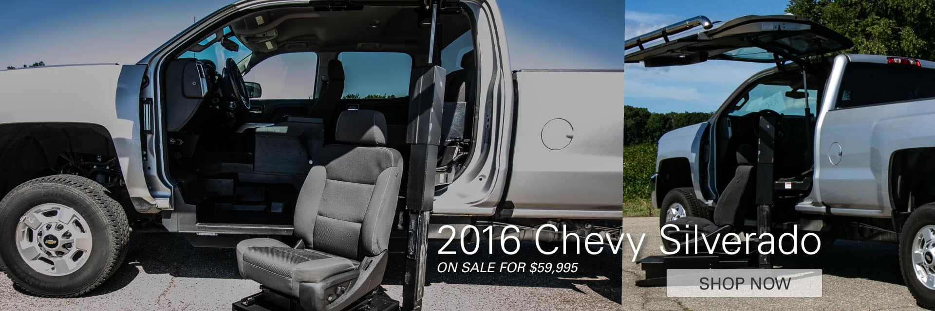 2016 Chevy Silverado On Sale For $59,995