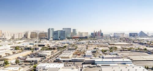 Las Vegas in the Daytime