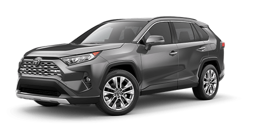 2019 RAV4 LE Lease Offer