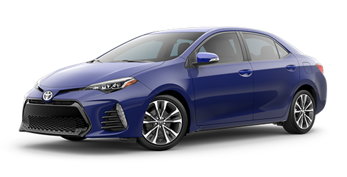 2019 Corolla LE Lease Offer