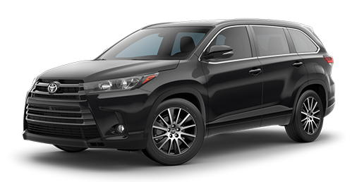 2019 Highlander LE Lease Offer